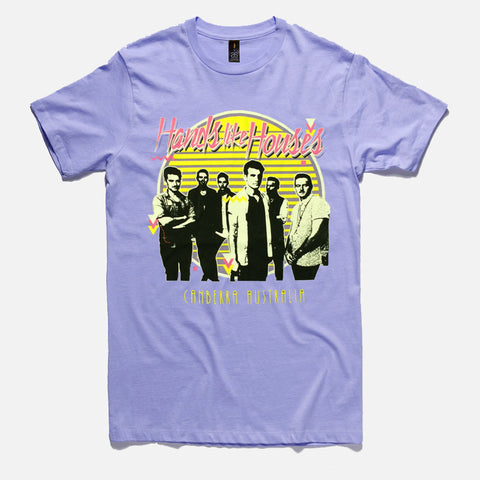 Retro (Light Purple Tee)
