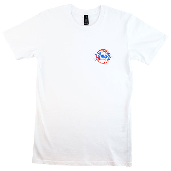 Clippers Tee (White)