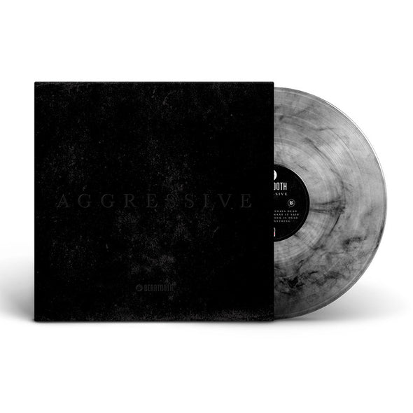 "Beartooth Official Merch - Aggressive (12"" Black/Clear Swirl Vinyl)"
