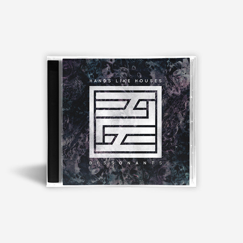 Hands Like Houses Official Merch - Dissonants (CD)