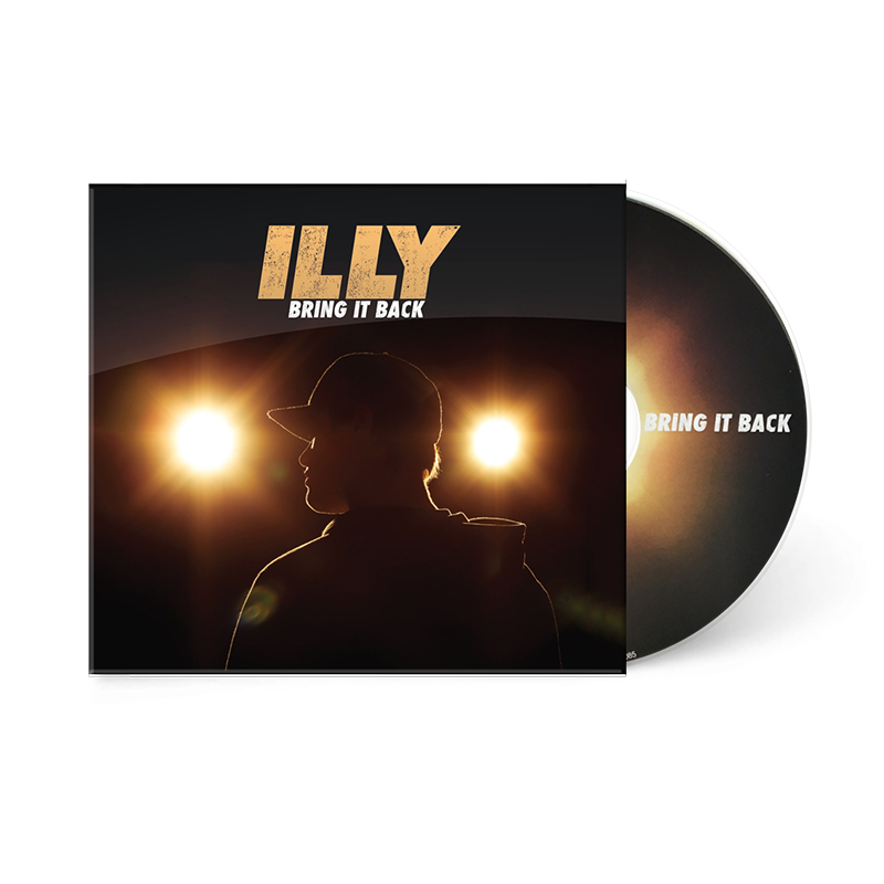 Illy Official Merch - Bring It Back - CD (7385946691)
