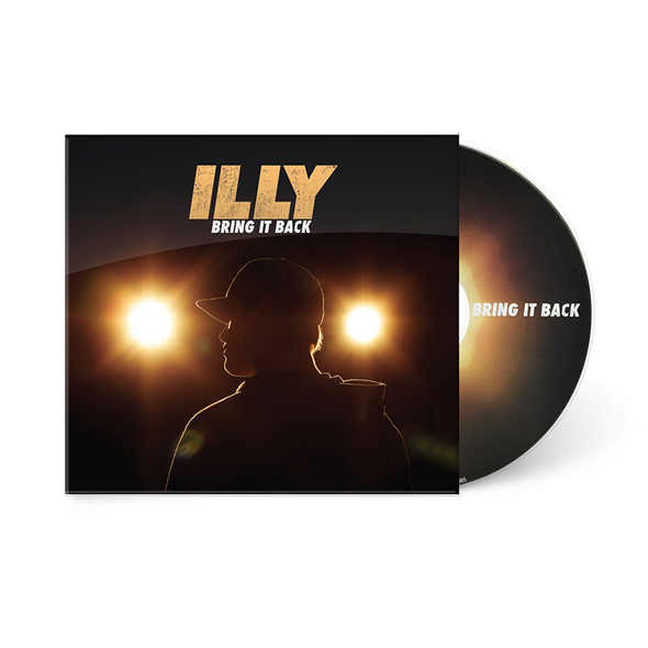 Illy Official Merch - Bring It Back - CD