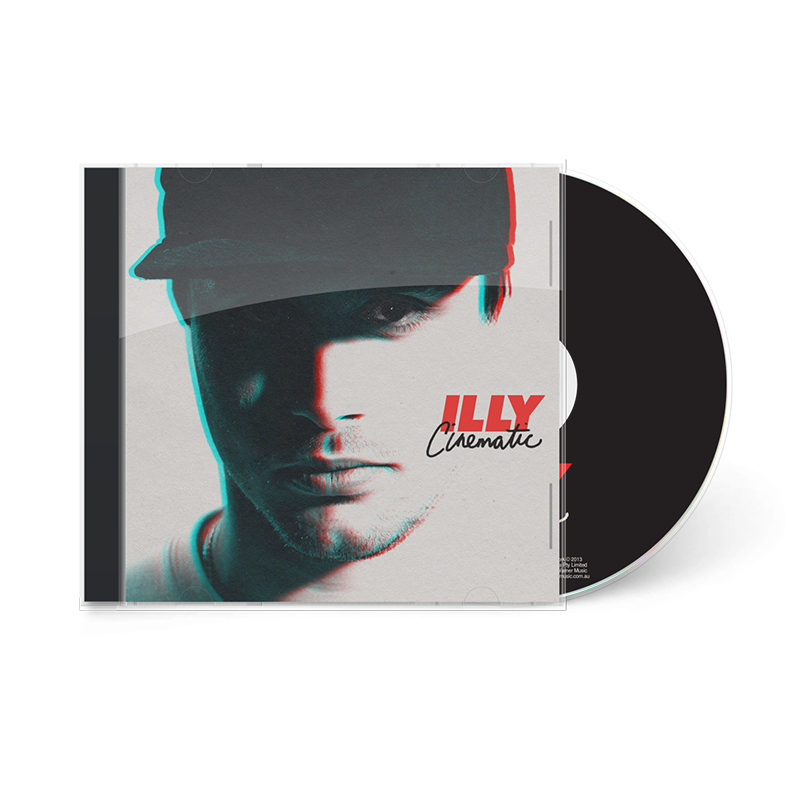 Illy Official Merch - Cinematic (CD)