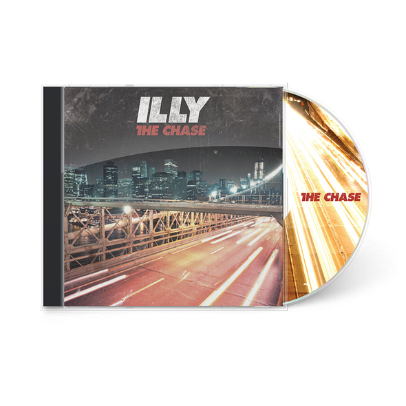 Illy Official Merch - The Chase - CD (7385940739)