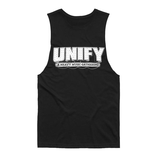 Unify Official Merch - Celebrate The Noise Sleeveless (Black)