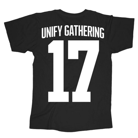UNIFY 2017 Jersey Tee (Black)
