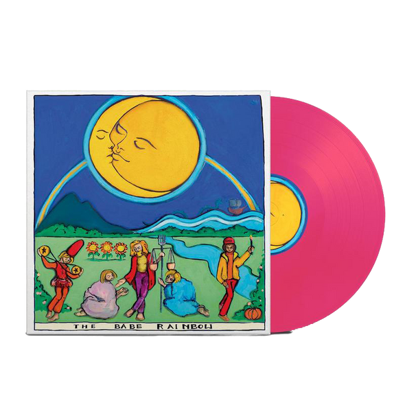 "Double Rainbow 12"" Vinyl (Limited Edition Hot Pink)"