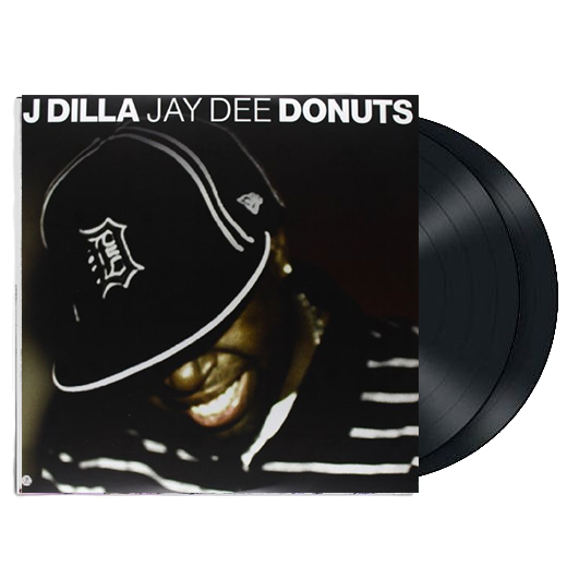 Donuts 2LP (Alternate Smile Cover)