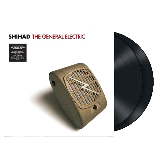 "The General Electric 12"" Vinyl (Anniversary Reissue Edition)"