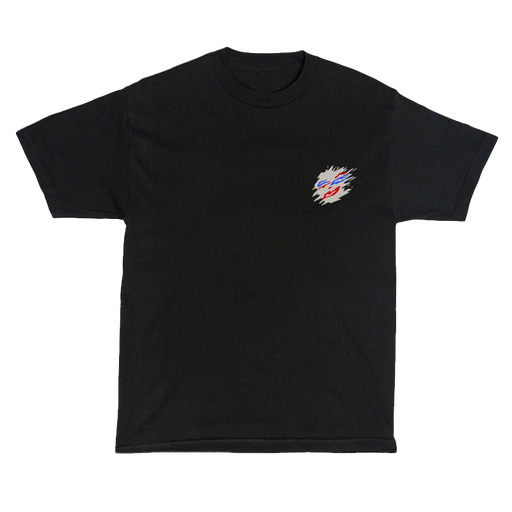 Marge Makeup Tee (Black)