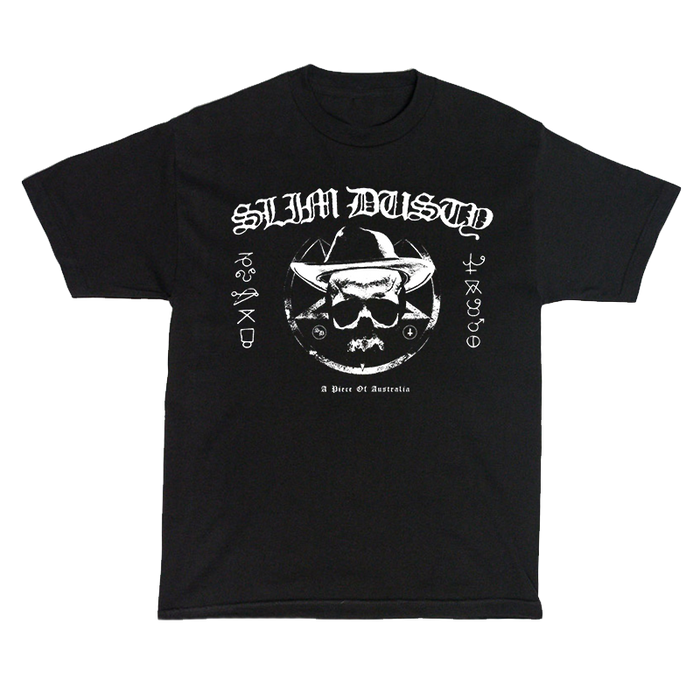 Slim Dusty Tee (Black)