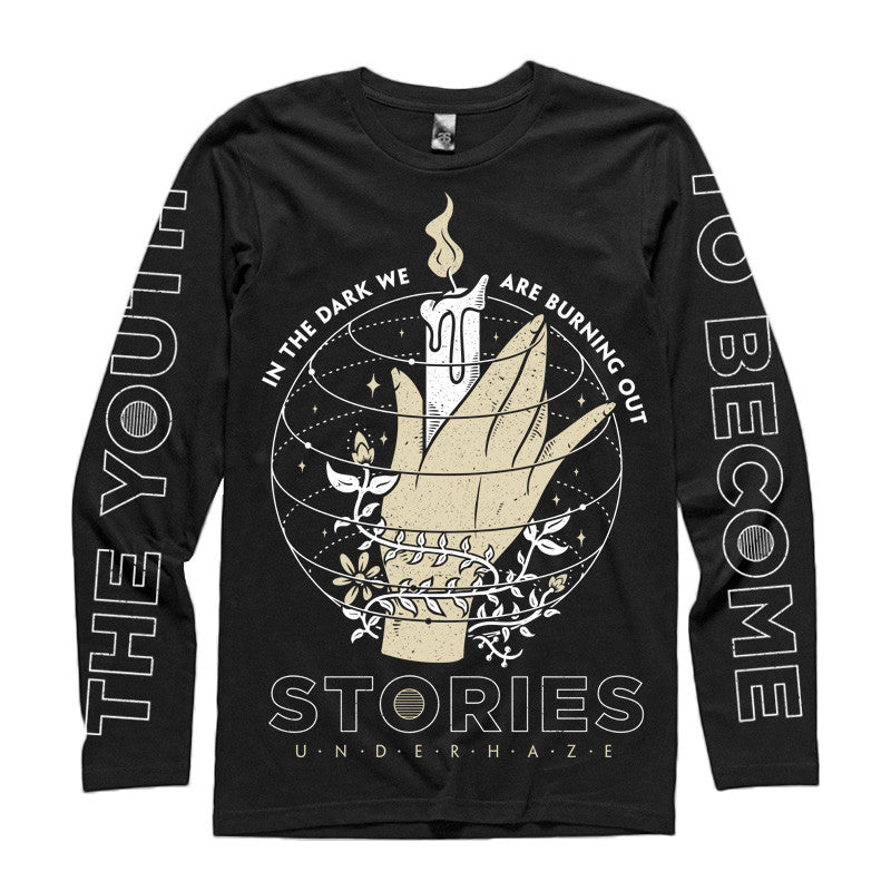 Stories Official Merch - The Youth To Become (Long Sleeve)