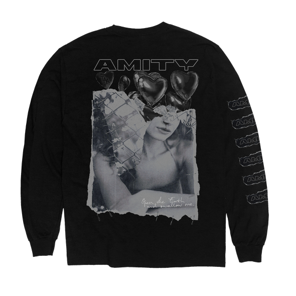 Swallow Me Long Sleeve (Black)