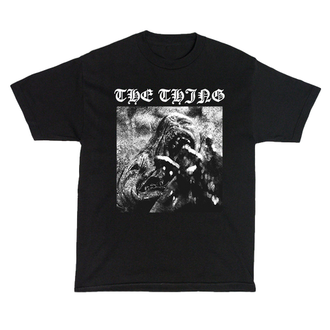 The Thing Tee (Black)