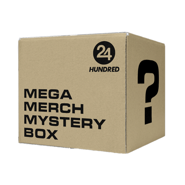 Mega Merch Mystery Box