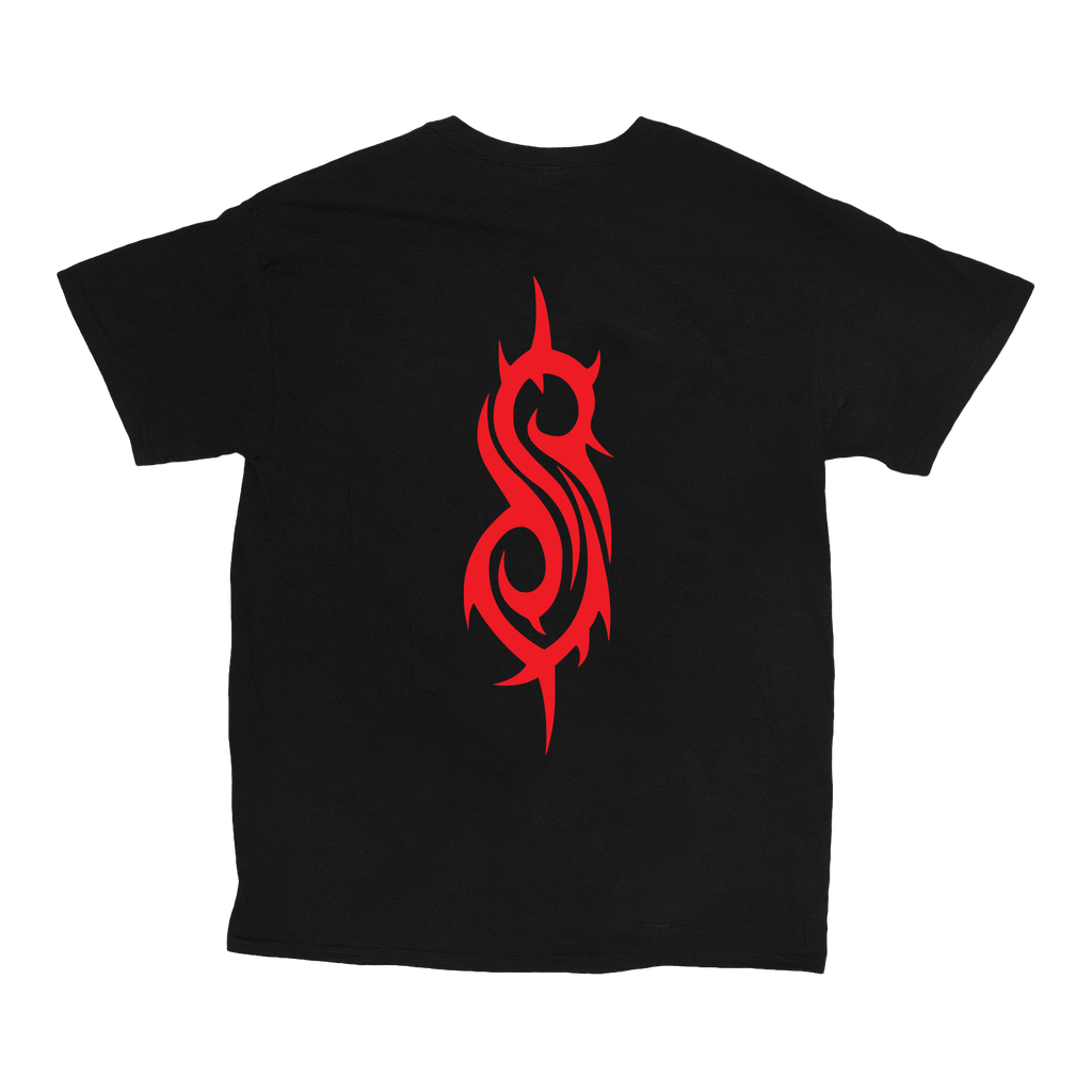 Slipknot Logo Tee (Black)