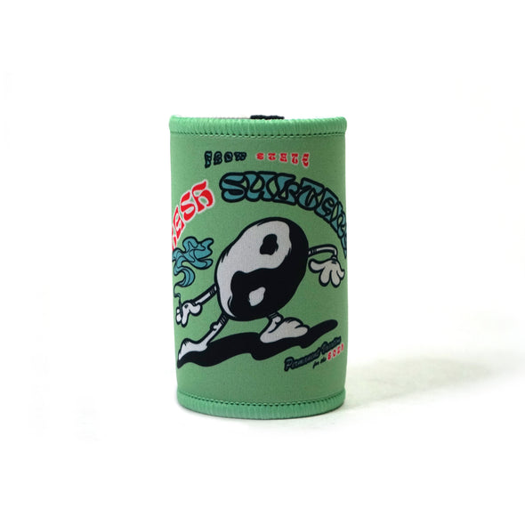 Yin Yang Man Stubby Holder