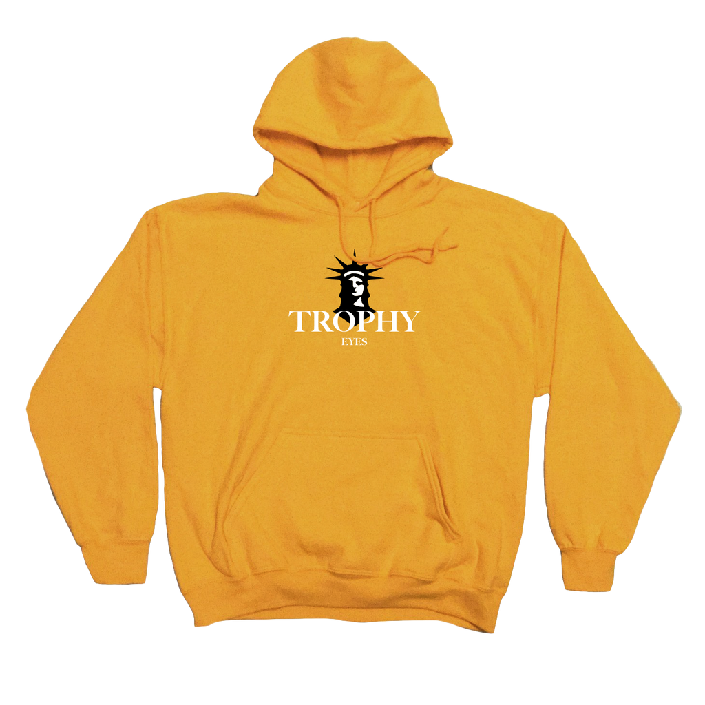 Liberty Text Hood (Yellow)