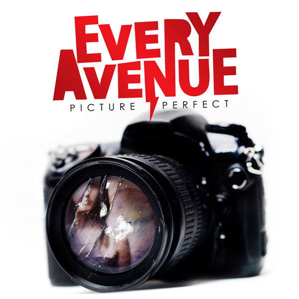 Every Avenue Official Merch - Picture Perfect (CD)