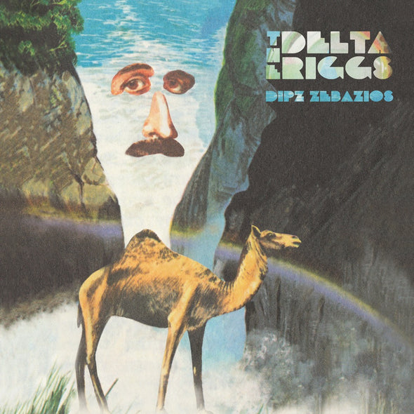 The Delta Riggs Official Merch - Dipz Zebazios (CD)