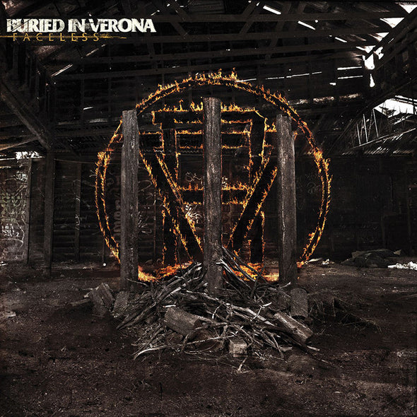 Buried In Verona Official Merch - Faceless [CD] (414698987)