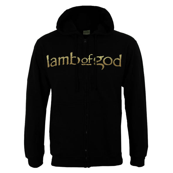 Lamb Of God // Anime Hoodie (Black)
