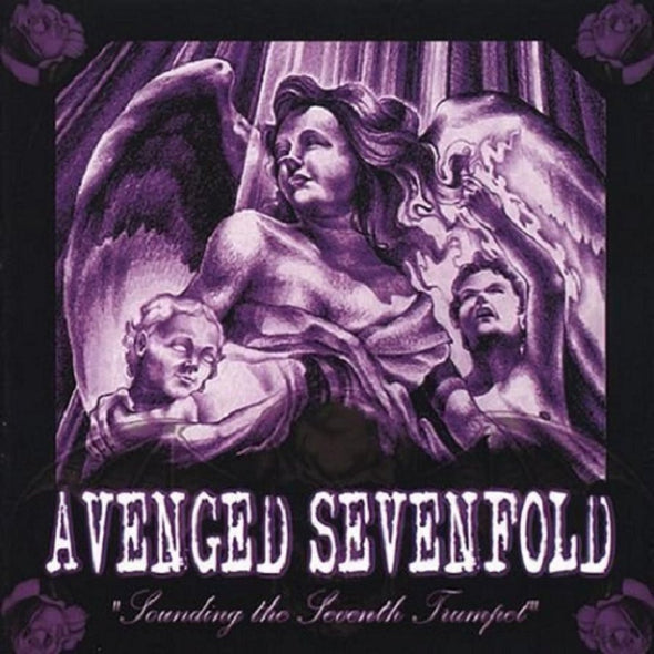 Avenged Sevenfold Official Merch - Sounding The Seventh Trumpet (CD) (406029159)
