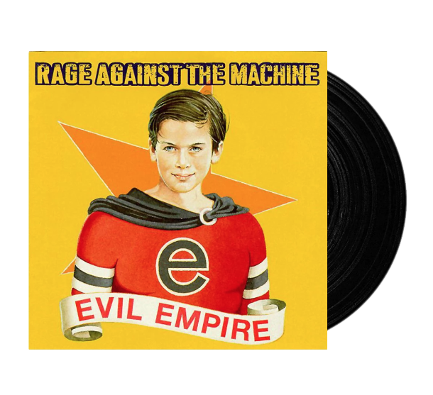 "Evil Empire 12"" Vinyl (Black)"