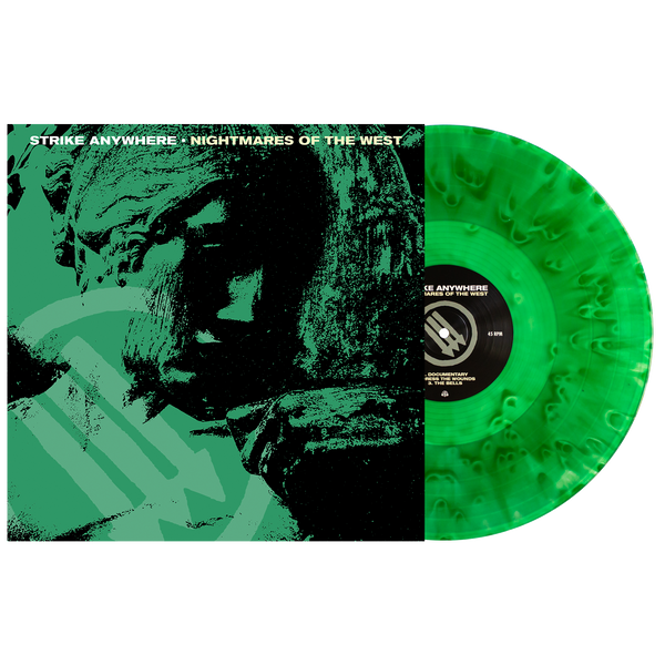 Nightmares of the West LP (Kelly Green Cloudy)