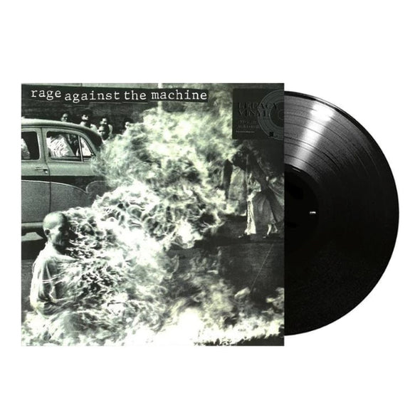 "Rage Against The Machine 12"" Vinyl LP (Black)"