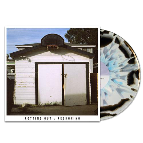 "Reckoning 12"" Vinyl (White/Black w/Baby Blue Splatter) (462589467)"