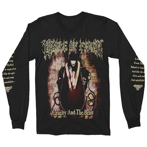 Cruelty And The Beast Longsleeve
