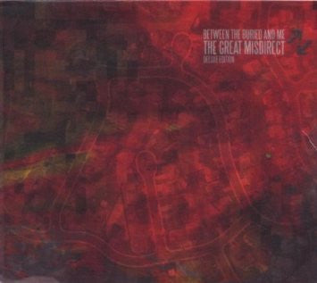 Between The Buried And Me Official Merch - The Great Misdirect (Deluxe CD/DVD)