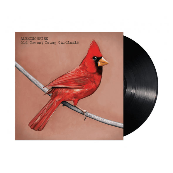 "Old Crows Young Cardinals 12"" Vinyl"