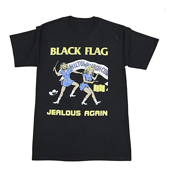 Jealous Again Tee (Black)
