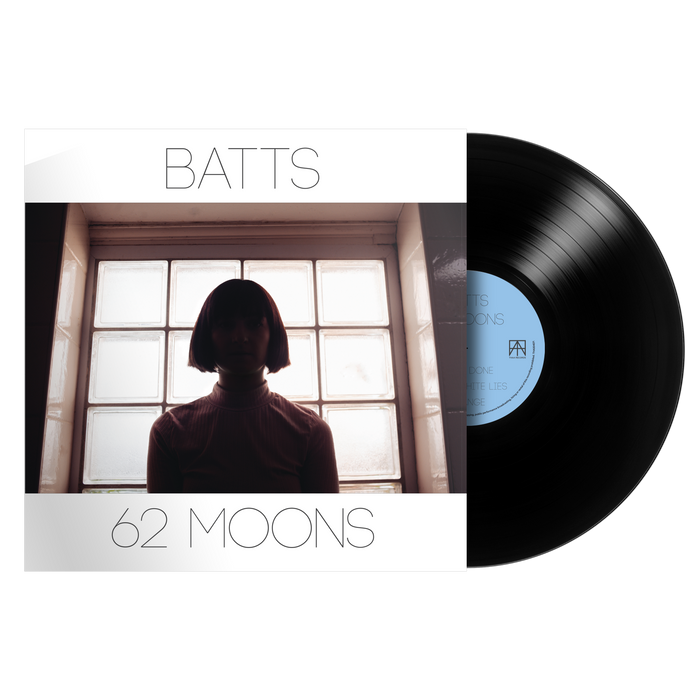"BATTS - 62 Moons EP 10"" Vinyl"