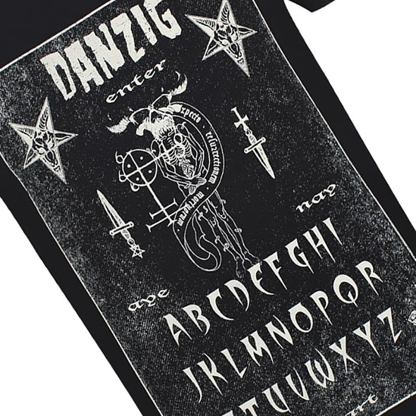 Ouija Board Tee (Black)