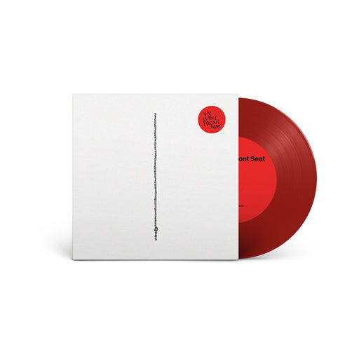 "Viv in the Front Seat 7"" Vinyl (Transparent Blood Red) // Preorder"