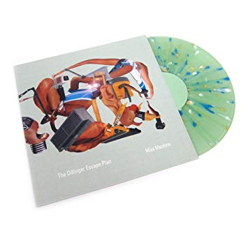 "Miss Machine 12"" Vinyl (Splatter Vinyl)"
