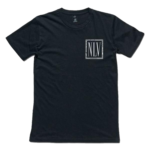 NLV Pocket (Black Tee)