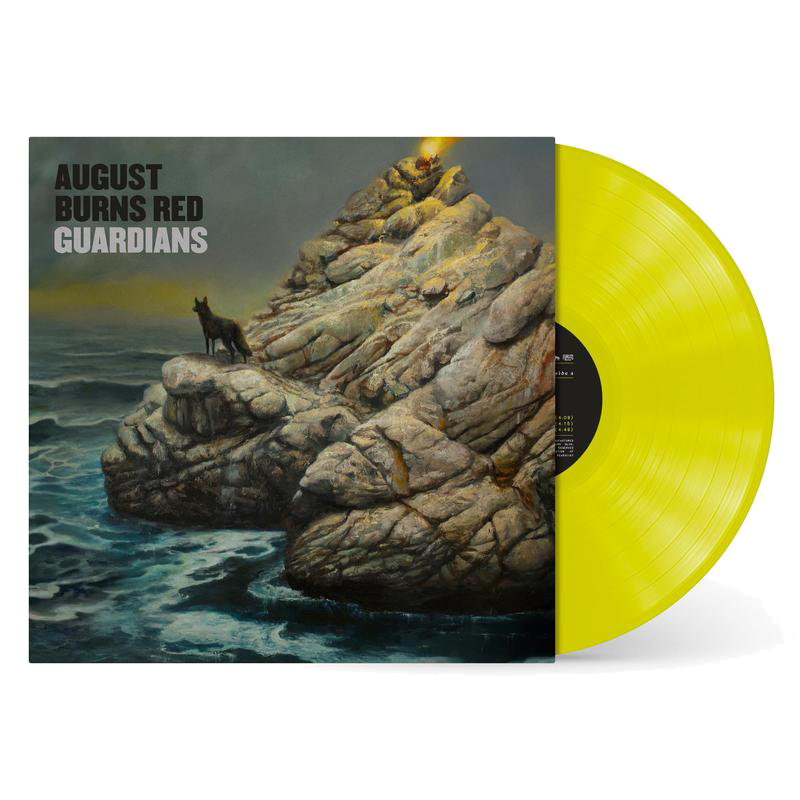 Guardians LP (Transparent Yellow) // PREORDER