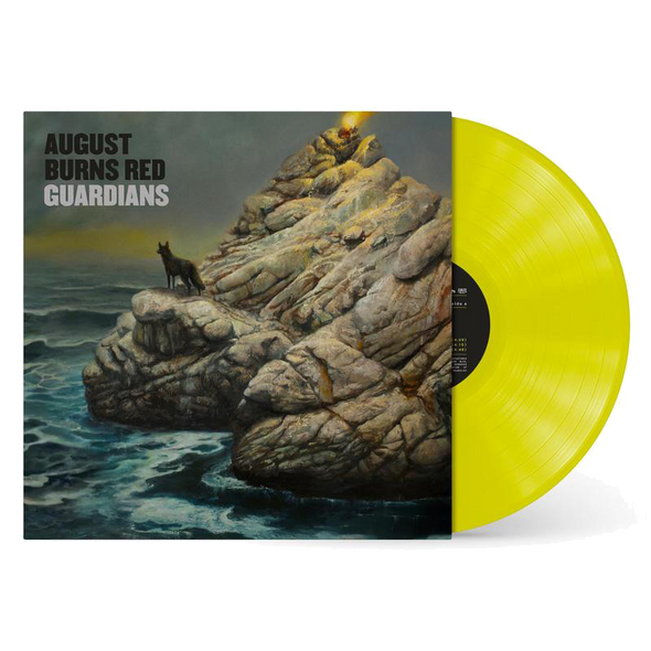 Guardians LP Vinyl (Transparent Yellow)