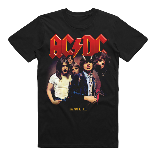 Highway To Hell Tee (Black)