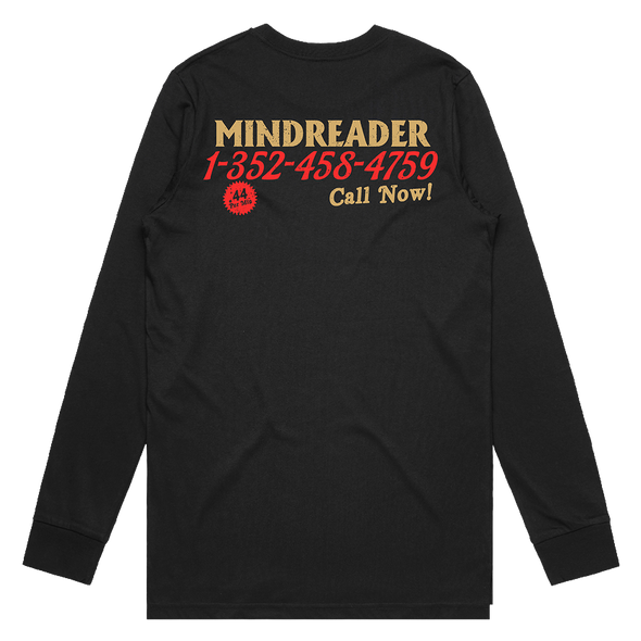Mindreader Longsleeve (Black)