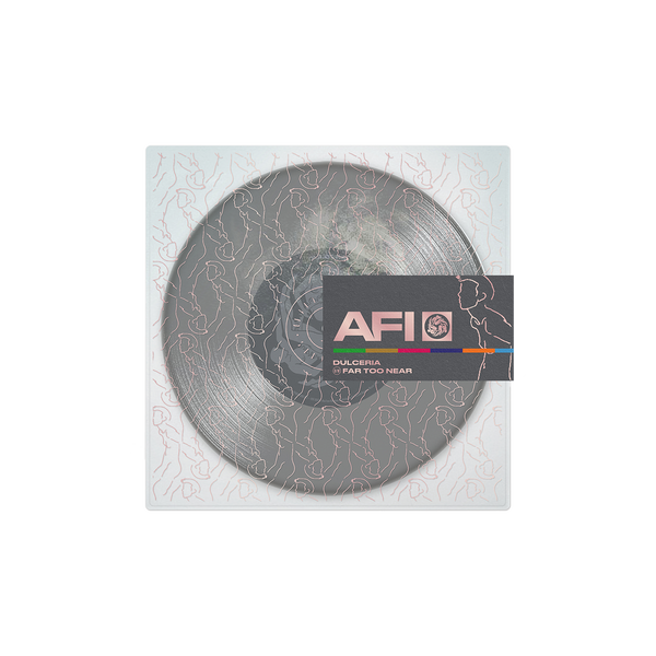 "Dulcería / Far Too Near 7"" Vinyl (Grey)"