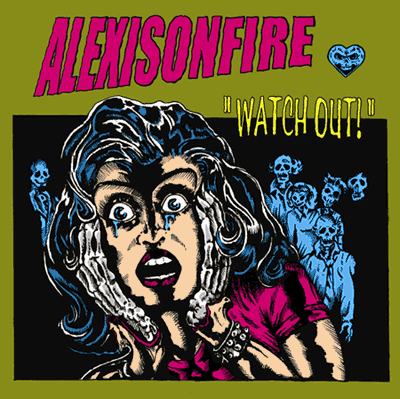 Alexisonfire Official Merch - Watch Out! (Double Vinyl)