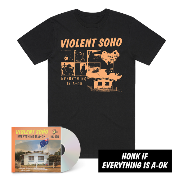 Everything Is A-OK BUNDLE