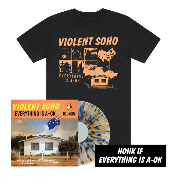 Everything Is A-OK BUNDLE #1 // PREORDER