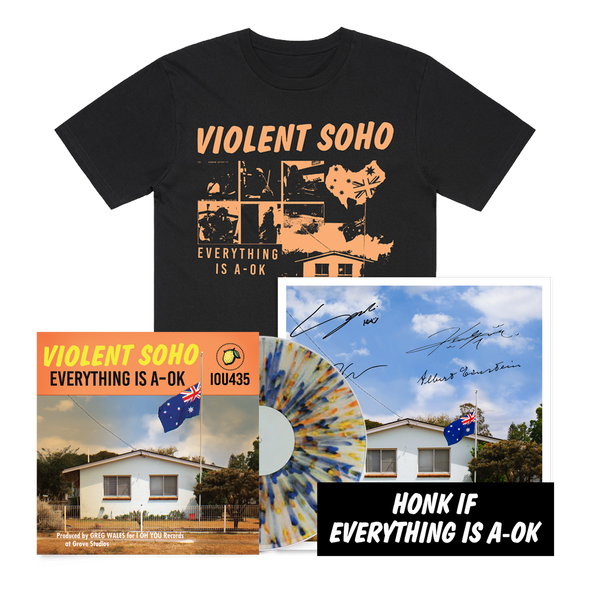 Everything Is A-OK BUNDLE #2 // PREORDER