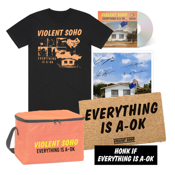 Everything Is A-OK BUNDLE #3 // PREORDER